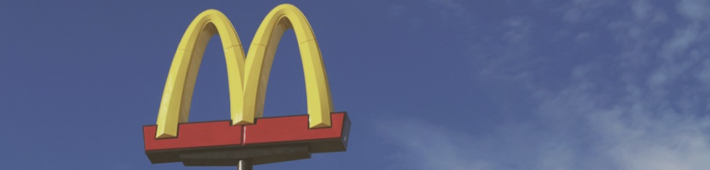 © Danny Raustadt #mcdonalds #arches