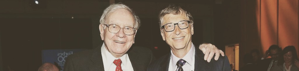 CNBC #BillGates #Warren Buffett